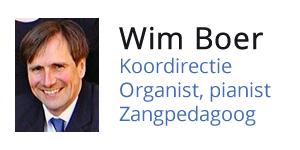 Wim Boer - Musicus